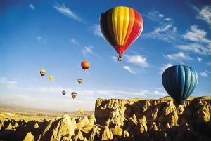 Hot Air Ballooning Tour